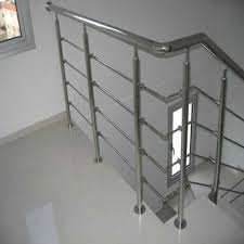 Stainless Steel Banister Stainless Steel Railing Wholesale Trader From Chennai