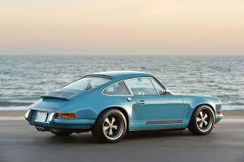 porsche 911 singer price singer vehicle design goes during monterey car week all
