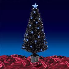 fiber optic tree 6ft veryhappychristmas