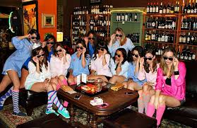 themed bachelorette party s risky business bachelorette party real bachelorette