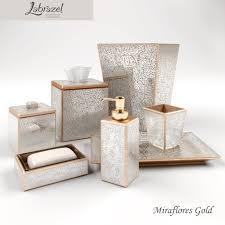Bathroom Waste Basket by Waste Basket 3ds