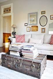 Decorative Trunks For Coffee Tables Trunks For Living Room Justsingit Com