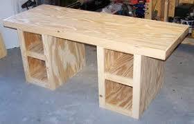 Diy Wood Desk Plans Diy Build Desk Kreg Project Plans For This Desk Are In 3