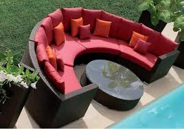 Red Patio Set by Ml Outdoor Furnishing Outside Furniture