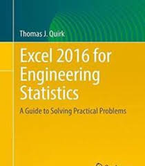 Spreadsheet Tools For Engineers Excel 2007 Pdf Excel Statistics A Guide Pdf Software