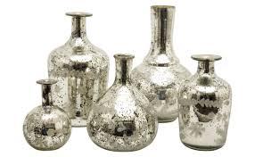 Bottle Vases Wholesale Decorating Mercury Glass Vases Wholesale Mercury Glass Vase