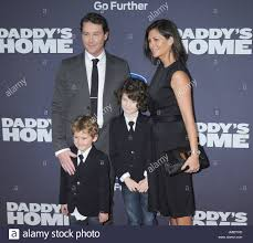 brian burns and family cast and vip guests on the carpet at the