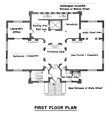 Floor Plan Library by Finding Your Way Around The Library U2014 Litchfield Public Library