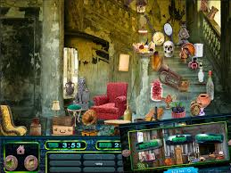 hidden object haunted mansion halloween objects android apps