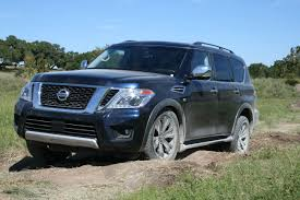 nissan armada 2017 2017 nissan armada u2013 virtually no downsizing thought carbuzz info