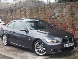 2007 bmw 320i m sport coupe 2 owners fsh xenons sunroof in