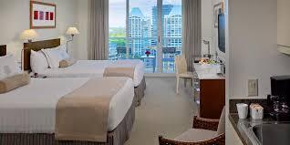 Cheap 2 Bedroom Suites In Miami Beach Hotel Rooms U0026 Suites In South Beach Miami Sonesta