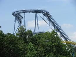 Busch Gardens Williamsburg New Ride by Review Of Griffon Roller Coaster At Busch Gardens Williamsburg