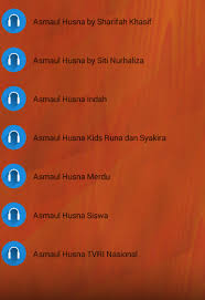 download mp3 asmaul husna merdu asmaul husna mp3 apk 1 0 download free books reference apk download