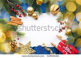 Board Decoration On Happy New Year by Colorful Christmas Ornamentschristmas Ballsgift Box Fivepointed
