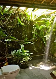 outdoor bathrooms ideas splendid bathroom design for nature lovers