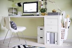 Craft Room Makeovers - office craft room reveal