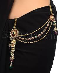 87 best jhumkis kamarband images on waist belts