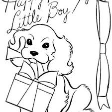 birthday coloring pages boy how to draw birthday coloring pages best place to color