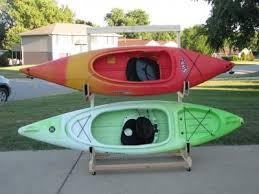 homemade kayak storage rack korey atterberry u0027s idle chatter