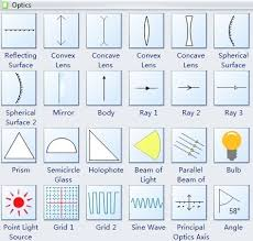 optics drawing software free examples and templates download