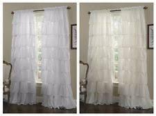 shabby chic curtains ebay