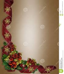 christmas border elegant ribbons royalty free stock photos image