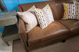 Bernhardt Leather Sofa Price by Chatham Leather Sofa Bernhardt Furniture Luxe Home Philadelphia