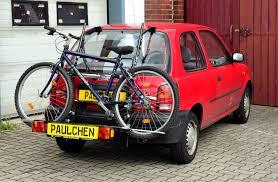nissan accessories bike rack nissan micra bike rack