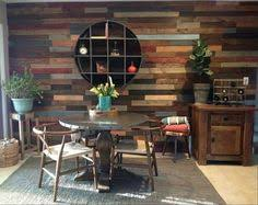made from pallets accent wall by nicole hinkle home decor