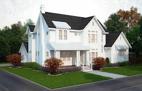 farmhouse plan 4 bed modern farmhouse plan 25406tf architectural designs