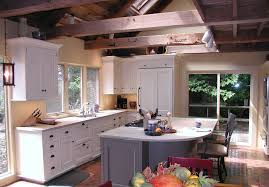 White Country Kitchen Ideas by Kitchen Style Antique Country Kitchen With Rustic Island Ceramic