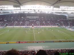 mercedes benz arena stuttgart stadion stuttgart mapio net