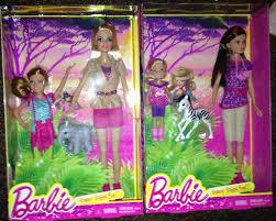 barbie sister sisters u0027 safari fun barbie u0026 stacie