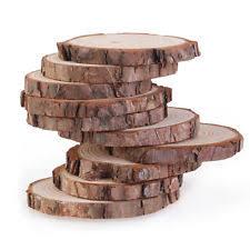 wooden discs crafts ebay