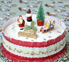 cool christmas cake ideas u2013 happy holidays