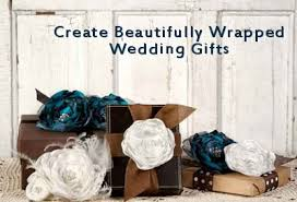 How To Wrap Wedding Gifts - gift wrapping create beautifully wrapped wedding gifts dot com