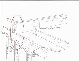 How To Remove Load Bearing Interior Wall Load Bearing Wall Removal Building U0026 Construction Diy Chatroom