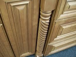 Glazed Kitchen Cabinet Doors Cinnamon Maple Glazed Kitchen Cabinets