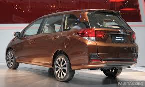 Interior Mobilio Honda Mobilio Brief About Model