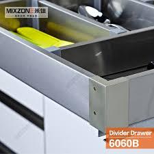 Kitchen Cabinet Dividers Online Shop Kitchen Cabinet Cutlery Tray Utensil Divider Basket