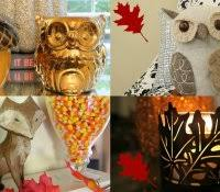 Cheap Fall Decorations Fall Decorating Ideas Diy Interior Design Trends For Autumn Easy