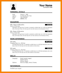 Pdf Resume Templates 100 Teacher Resume Examples Pdf Proper Resume Job Format