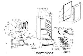 wine cooler wiring diagram wiring diagrams