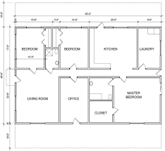 Home Design 40 60 by Metal Building House Plans 40 X 60 Homepeek