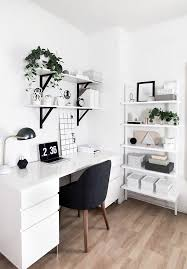 Office Desk Space Office Space Decor Home Office Small Office Design Ideas