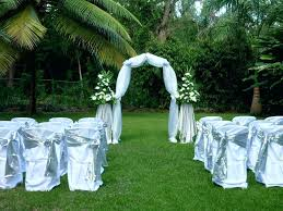 outside wedding decorations aisle tags outside wedding decor