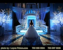 Centerpieces For Quinceanera Winter Wonderland Quinceanera Party Theme Sweet 15 Photography