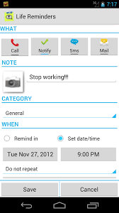 android reminders reminders donate 4 apk android productivity apps