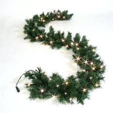 outdoor christmas garland with lights christmas garland with lights lighted garland up close christmas